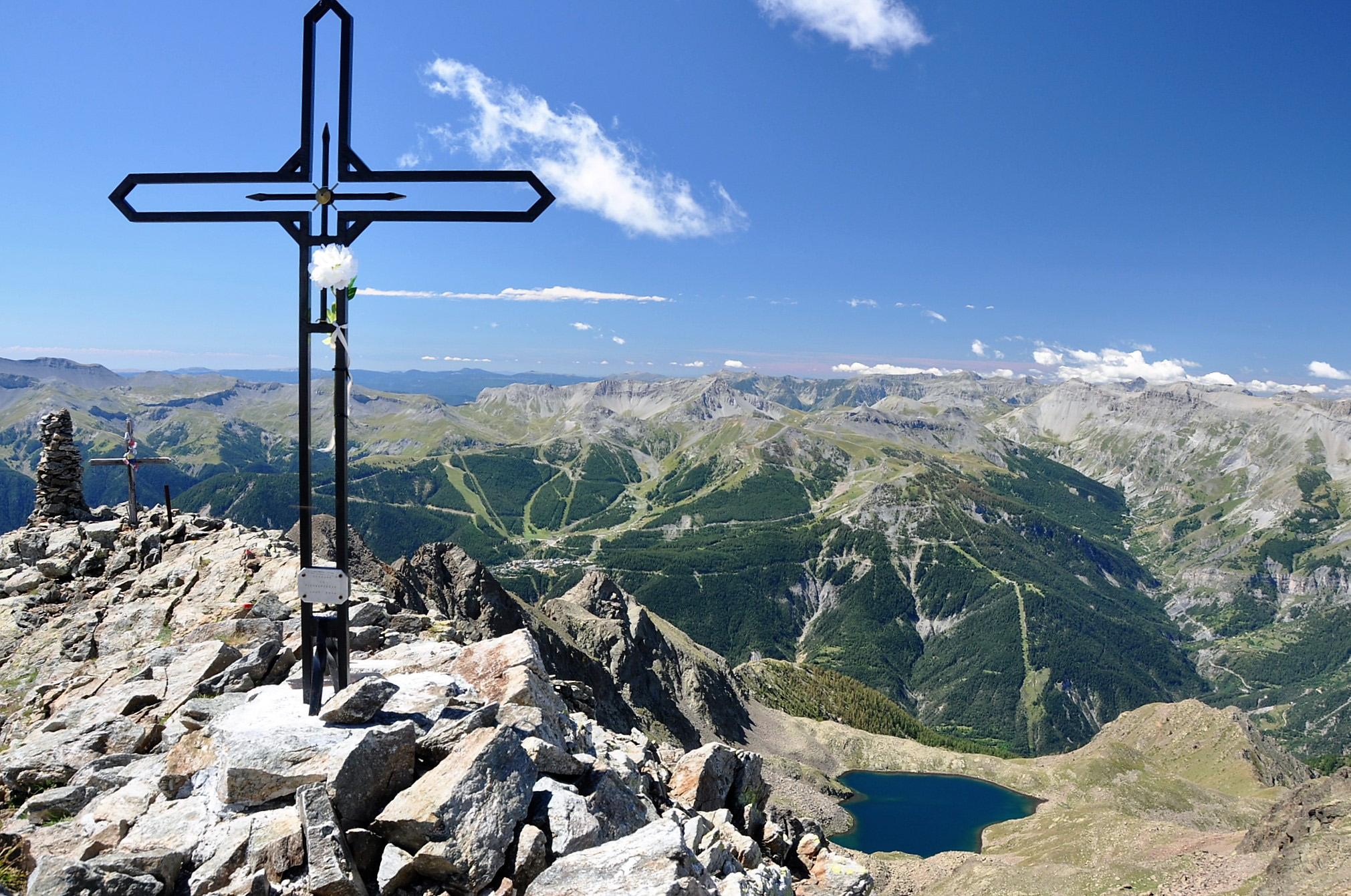 Sommet du Mont Ténibre