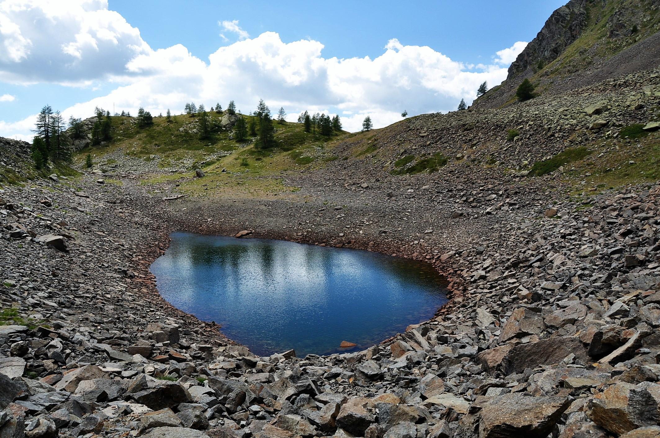 Lac Pétrus