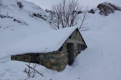 Cabane de Chérue