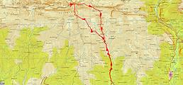Randonnée et ascension de la Punta de la Ripera et du pic Tendeñera, et retour par les crêtes de Fañanizas Altas et Bajas.Trace GPS, carte IGN, topo, itinéraire et photos. Boucle sauvage dans un payasage somptueux.