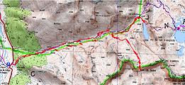 Randonnée au col de Sobe et boucle au lac d'Arrious, au départ du Caillou de Soques