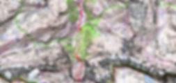 Randonnée raquettes à la Grande Cascade de Gavarnie, au départ du village