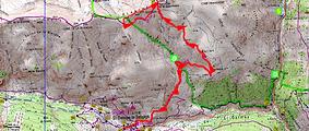 Randonnée Pointe Giassin depuis Saint Dalmas le Selvage par le col de la Colombière