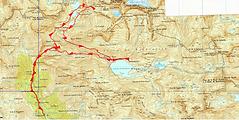 Gourg Glacé et lacs d'Arriel avec un retour par le refuge de Respomuto, au départ de La Sarra
