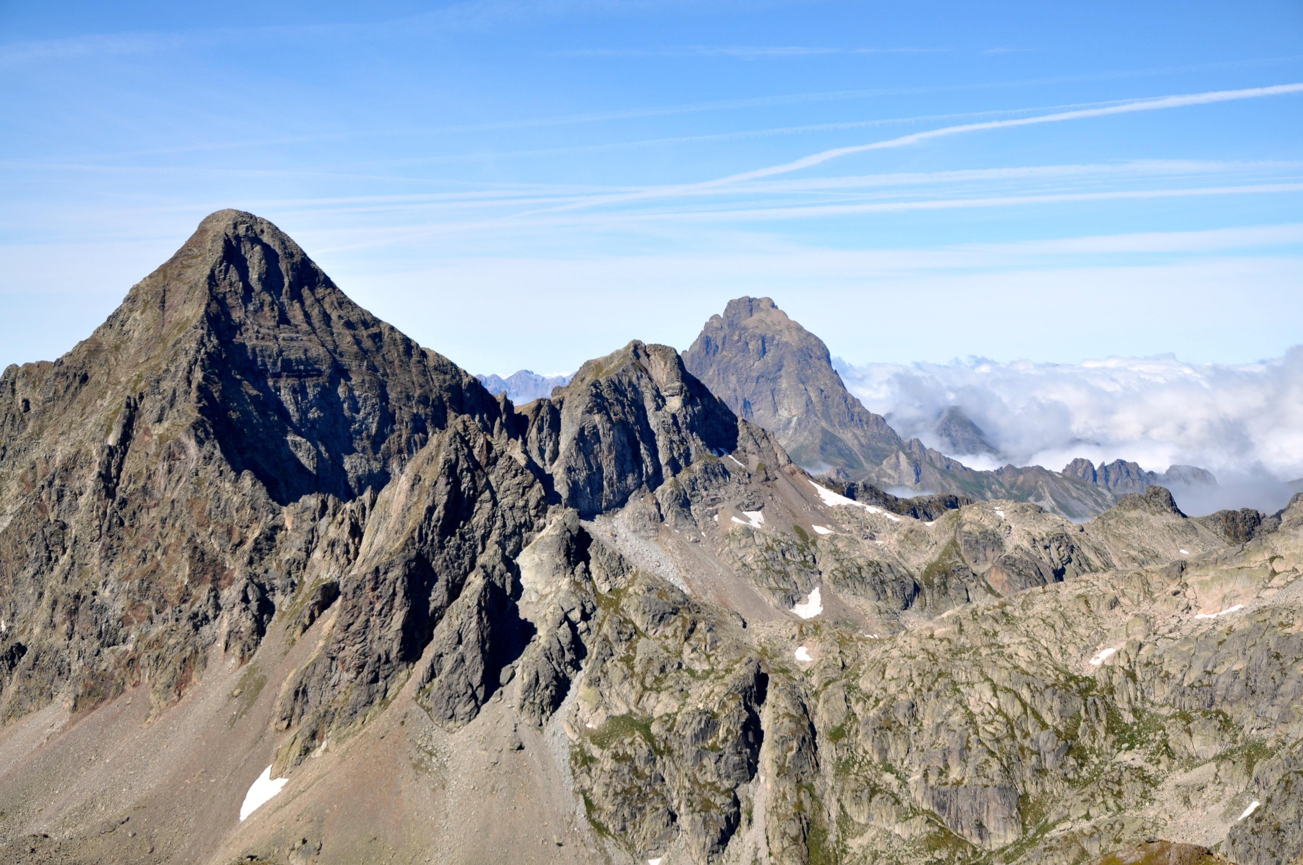 Pics d'Arriel et du Midi d'Ossau