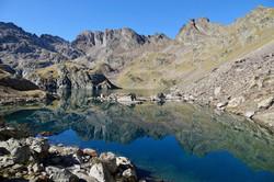 Lac de Pouey-Laün