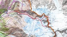 Randonnée au col du Midi des Grands, et retour par le col du Tour Supérieur, depuis le refuge Albert 1er