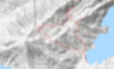 Randonnée en boucle Korthi-Dipotamata