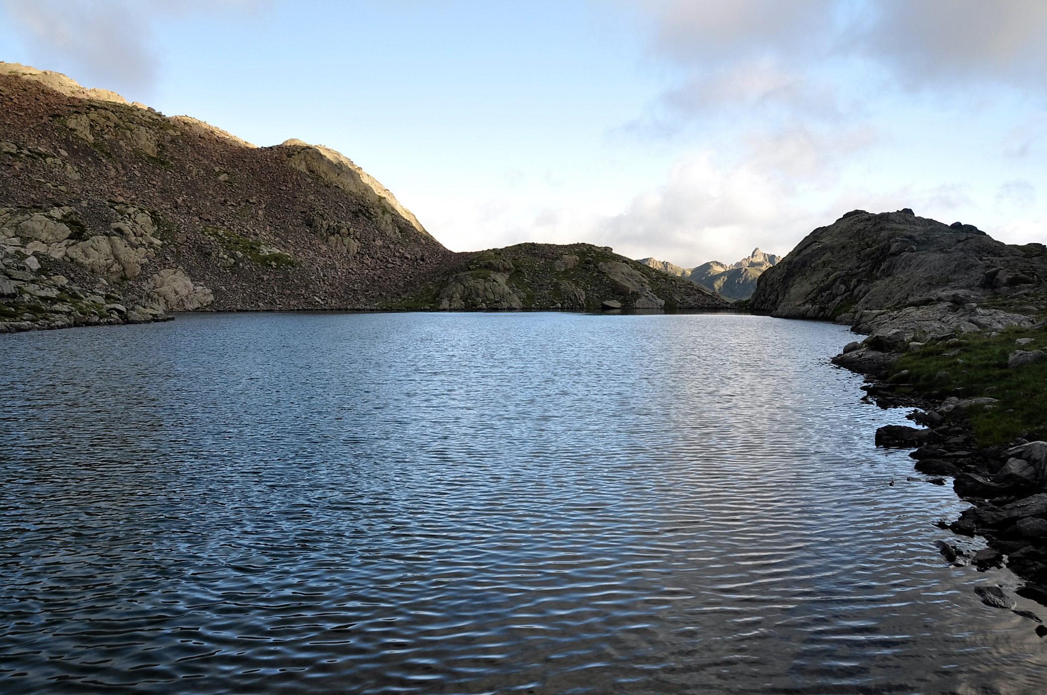 Lac de Fourchas