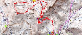 Randonnée et ascension de BonnetCarré et Cime de Voga, par le lac de Pelouse depuis le camp des Fourches