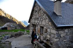 Cabane d'Ansabère