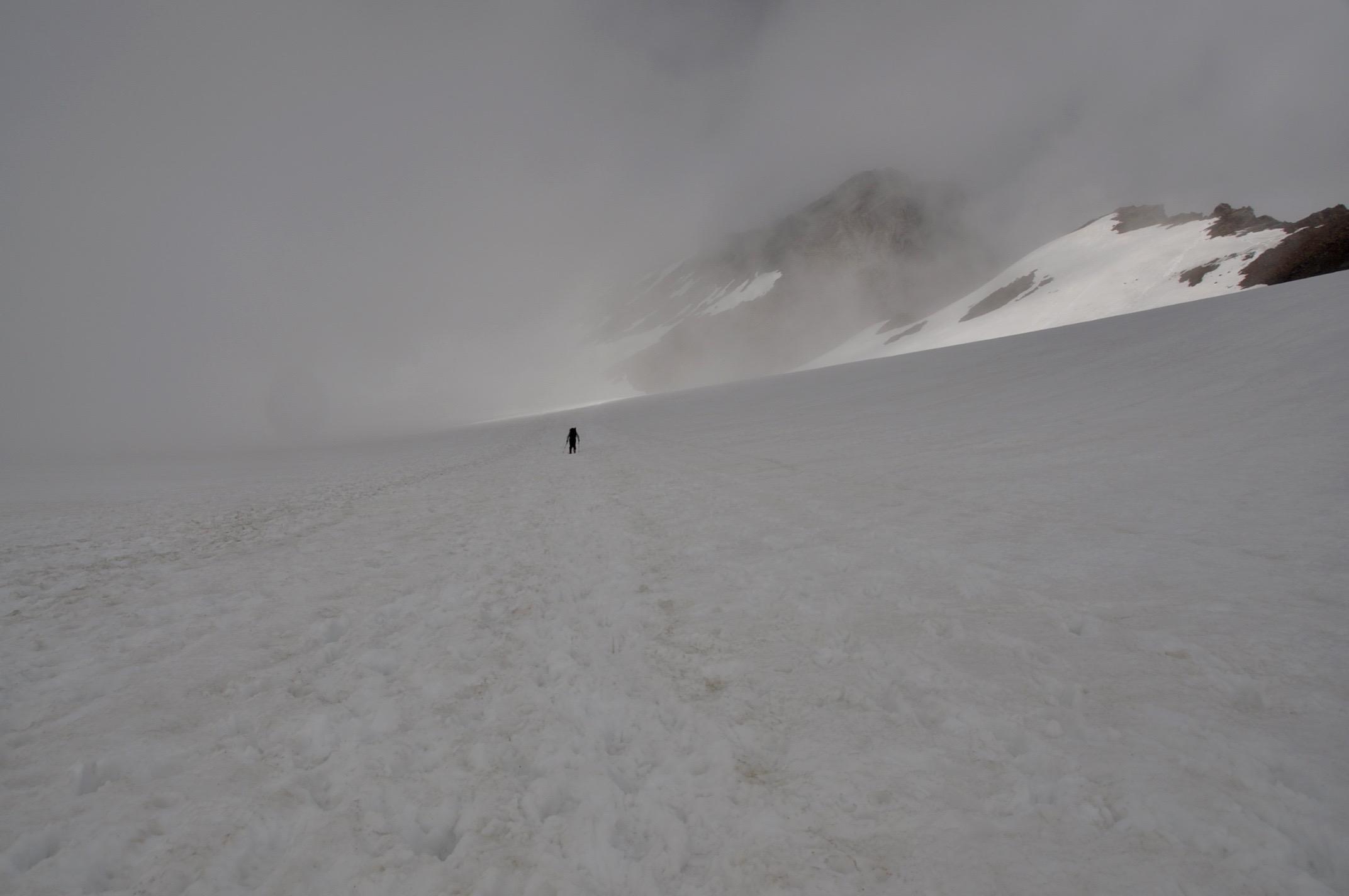 Glacier d'Ossoue