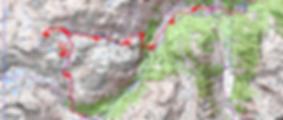 Randonnée raquettes au Soum de Bassia par les lacs Nère, du Pourtet, et de l'Embarrat