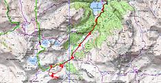 randonnée et ascension du pic Paradis en vallée d'Ossau