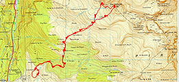 Randonnée et ascension de La Collarada et de l'Arche de Los Campaniles, depuis Villanua