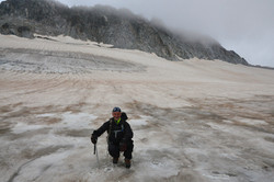Glacier d'Aneto