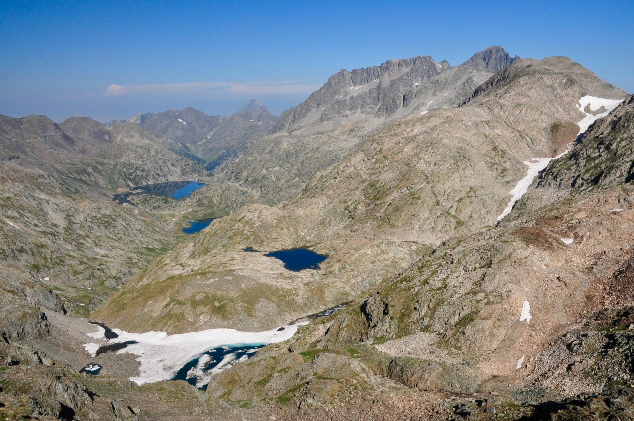 Lacs de Respomuso et Campo Plano