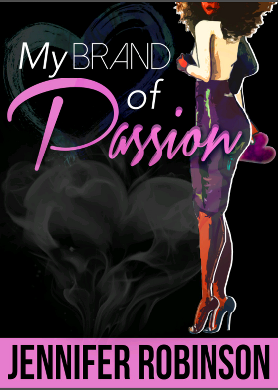 Coming soon: My Brand of Passion