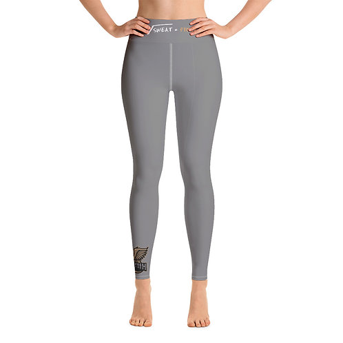 Phoenix Gray Yoga Leggings