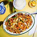 Stir-Fried Seafood & Chicken (Shanghai)  |  H16