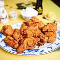 Garlic Fried Chicken Wings | L49