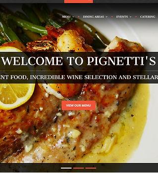 Added Clients Pignettis Website.jpg