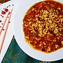 Chicken with Peppercorn Sichuan Sauce