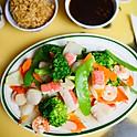 Steamed Seafood Platter | 907