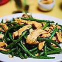 Chicken and String Beans | L58