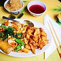 Chicken Vegetable / Sweet & Sour Chicken |  CS4