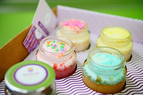 Half Dozen of Gourmet Shippable Cupcakes