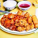 General Tso's Chicken / Sweet & Sour Pork  |  CS7