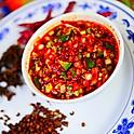 Dynasty Dumpling Hot Sauce (8oz) - Served Cold