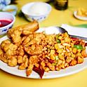 Kung Pao Chicken & Sweet Sour Chicken  |  CS13