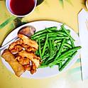 String Bean / Sweet & Sour Chicken  |  CS5