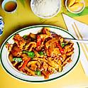 Hunan Chicken  |  212