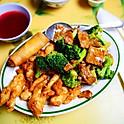 Beef Broccoli / Sweet & Sour Chicken  |  CS1