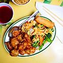 Chicken Vegetable / Sweet & Sour Pork  |  CS9