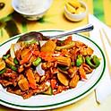 Sliced Pork with Black Bean Sauce | 406