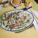 Mongolian Beef Buffet Style | L55B