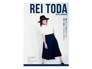 Magazine / REI TODA