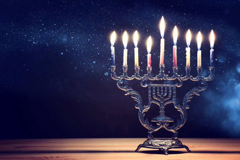 32.   THE FEAST OF HANUKKAH