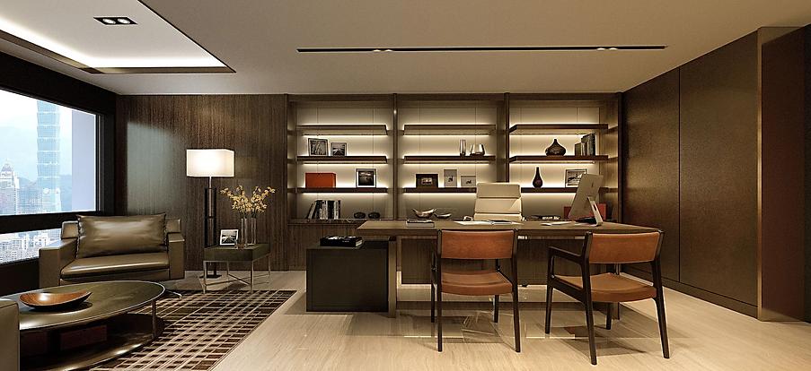 賦仕空間室內設計Forspace Interior Design,信義區豪宅,象山建案, 豪宅室內設計