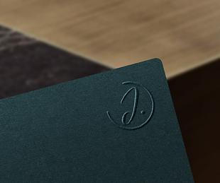 Jemuri Accessory luxury brand, graphic design