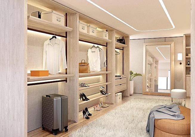 賦仕空間室內設計Forspace Interior Design,信義區忠孝東路,豪宅設計,建案