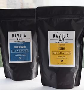 100% Arabic coffee from Northern Nicaragua