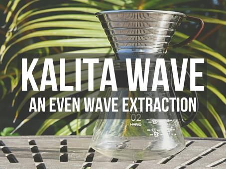 Brewing Guide: Kalita Wave