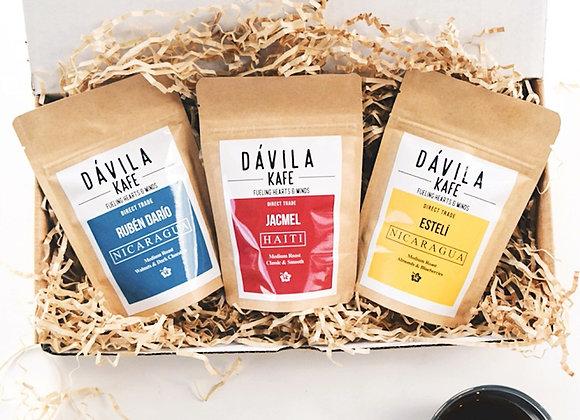 Taste of Davila Kafe