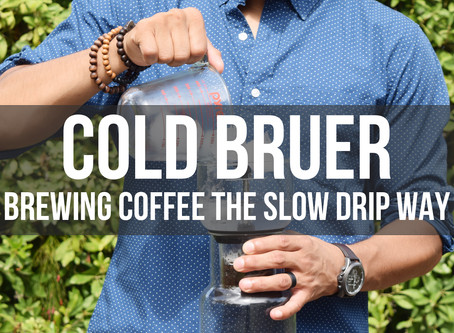 Brewing Guide: Cold Bruer
