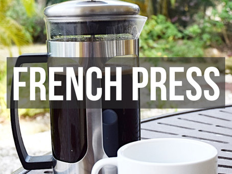 Brewing Guide: French Press